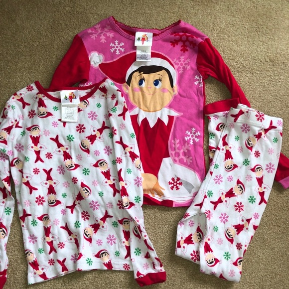 Other - Elf on the Shelf Christmas Pajamas